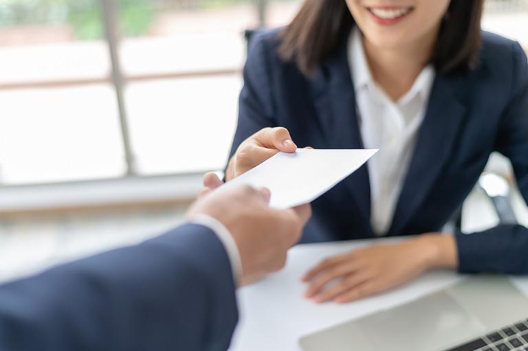 Przekazanie dokumentów dotyczące odszkodowania